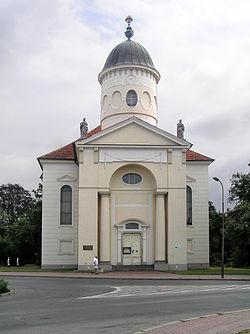 Kościół ewangelicko-augsburski w Sycowie