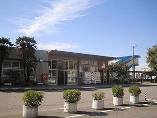 Kōda Station (Aichi) Railway station in Kōta, Aichi Prefecture, Japan