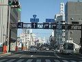 Kokudo 119 Utsunomiya-shi Tochigi-ken.jpg