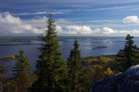 Le parc national de Koli