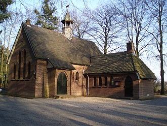 Kootwijk - Image: Kootwijk gereformeerde kerk
