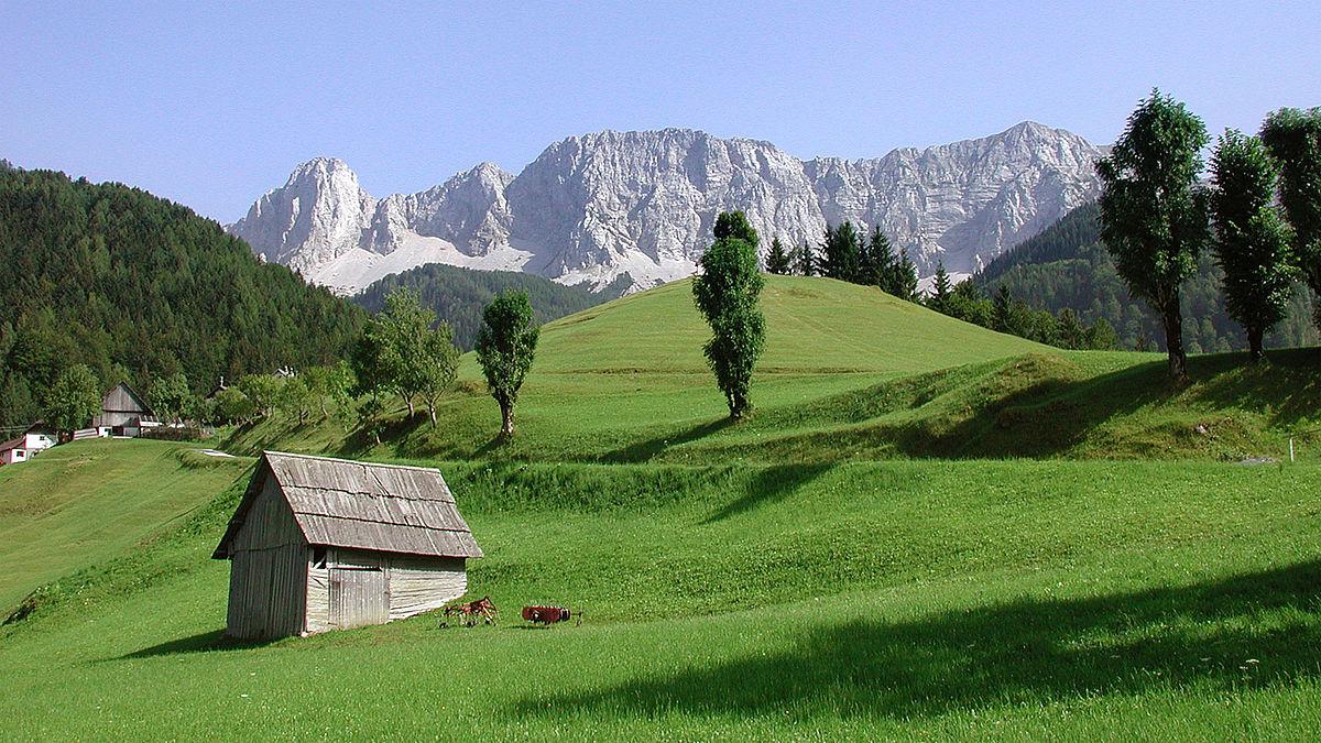 Klettersteig Lärchenturm : Die schönsten klettersteige in slowenien