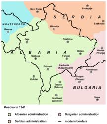 Koszovó-Török uralom (1455-1912)-Kosovo 1941