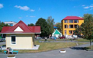 Kostopil - Centre of Kostopil