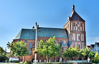 Roman Catholic Diocese of Koszalin-Kołobrzeg diocese of the Catholic Church