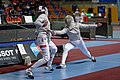 Kozaczuk v Vougiouka 2014 Orleans Sabre Grand Prix t152347.jpg