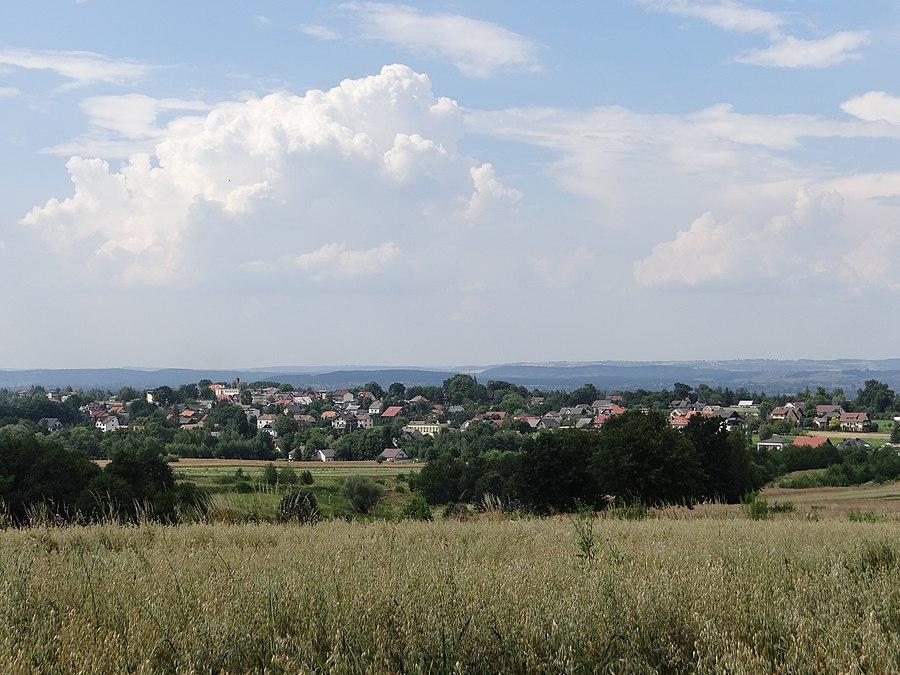 Krzęcin, Lesser Poland Voivodeship