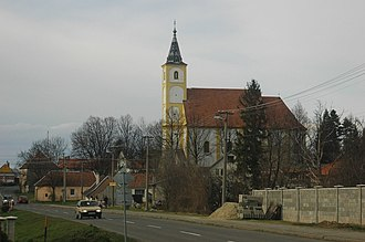 Kuchyňa - Saint Michael's church, Kuchyňa