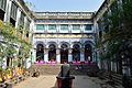 Kundu Chaudhury Mansion with Courtyard - Mahiari - Howrah 2014-11-09 0442.JPG