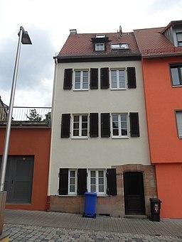 Kupferschmiedshof und Schickenhof Nürnberg-St.-Sebald 26