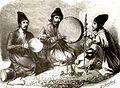 Kurdish musicians 1890.jpg