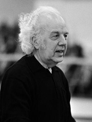 Kurt Jooss - Jooss in 1971