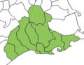 Kushiro subprefecture map.png