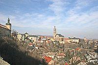 Kutná Hora - pohled od Svaté Barbory.jpg