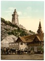 Kyffhauser and monument and restaurant, Thuringia, Germany-LCCN2002720740.tif