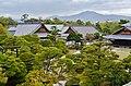 Kyoto Nijo-jo Blick auf den Honmaru-goten-Palast 7.jpg