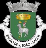 Brasão da freguesia de Barão de São João