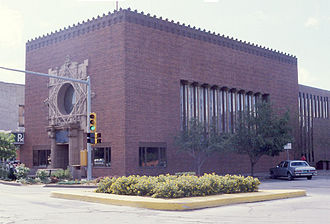 National Register of Historic Places listings in Iowa - Merchants' National Bank in Poweshiek County, designed by Louis Sullivan