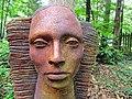 La Famlla by MIke Roig Martin by W Moore Art in the Garden Hillsborough NC 3649 (35336276383).jpg