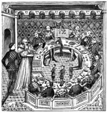 Les merveilles de rigomer wikip dia - La table ronde du roi arthur ...