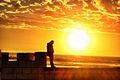 La melancolía de un señor acariciado por el sol de la tarde, La Serena Chile.jpg