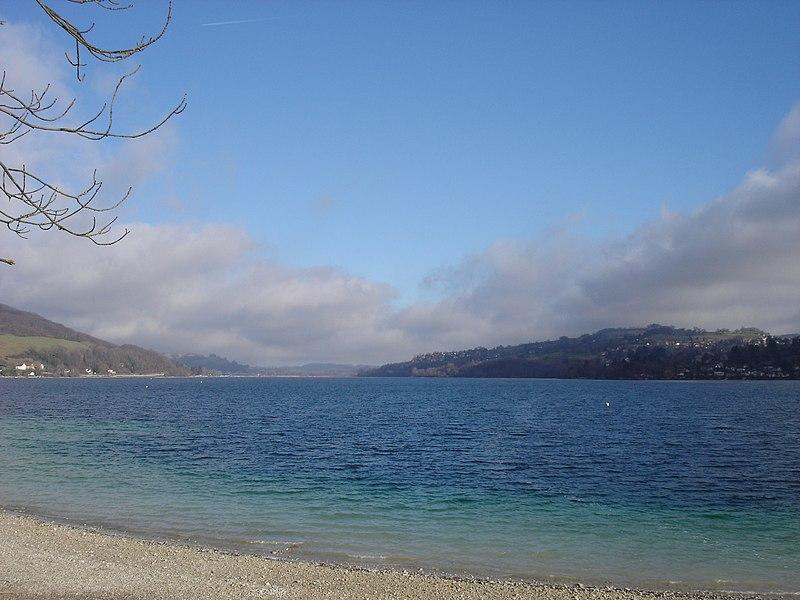 Fichier:Lac de Paladru 3.JPG