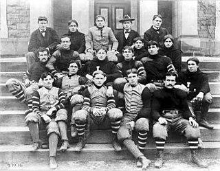 1896 Lafayette football team American college football season