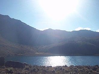 General Juan Pablo Peñaloza National Park - Grande Lagoon, General Juan Pablo Peñaloza National Park
