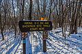 Lake Maria State Park in Winter, Minnesota (23551608164).jpg