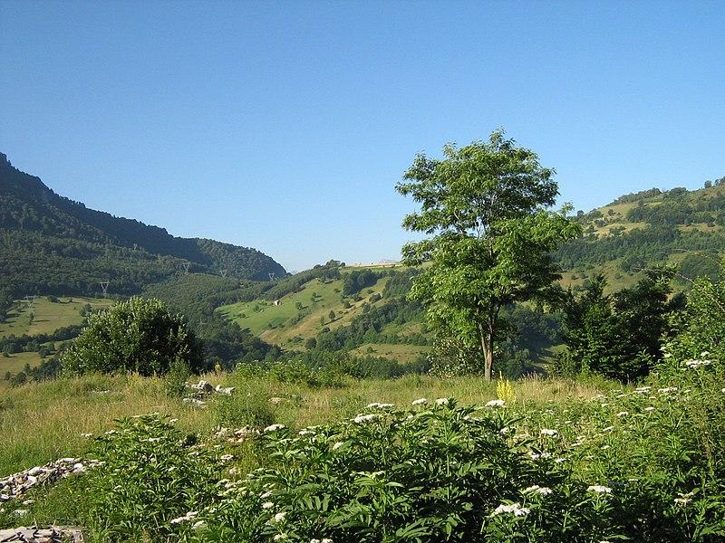 File:Landscape near Ivan mountain.jpg
