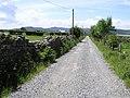Lane near Lislin Hill - geograph.org.uk - 1368457.jpg