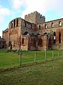 Lanercost Priory from the south-east - geograph.org.uk - 1136879.jpg