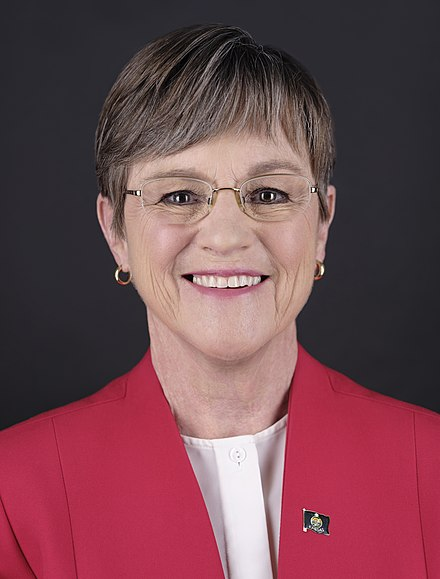 Laura Kelly official photo.
