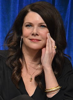 Lauren Graham American actress, producer and novelist