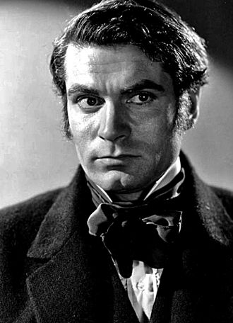 Heathcliff (Wuthering Heights) - Laurence Olivier as Heathcliff in 1939