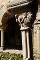 Lavaudieu Abbey cloisters n04.jpg