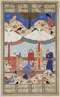 <i>Layla and Majnun</i> Romantic narrative poem by the Persian poet Nizami Ganjavi