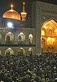 Laylat al-Qadr 19th Ramadan, Imam Reza shrine, Mashhad (16 8507210134 L600).jpg