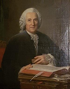 Pierre-Robert Le Cornier de Cideville - Image: Le Cornierde Cideville