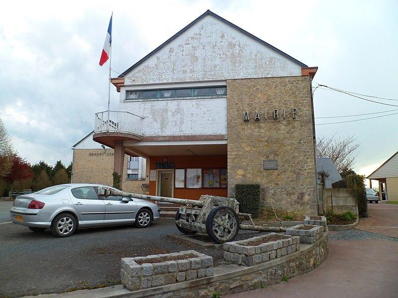Mairie du Dézert
