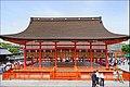 Le sanctuaire shintô Fushimi Inari (Kyoto, Japon) (43001024111).jpg