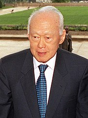 "Lee Kuan Yew, the leader of the Singapore government, publicly opposed ketuanan Melayu, and propagated his idea of a ""Malaysian Malaysia""."