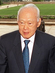 Image illustrative de l'article Lee Kuan Yew