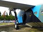 Left Landing Gear and Wheel Dock of ROCAF HU-16 1024 20131231.jpg
