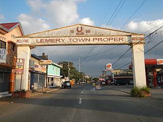 Lemery, Batangas Municipality in Calabarzon, Philippines