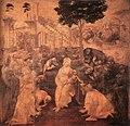 Leonardo da Vinci - Adoration of the Magi - WGA12693.jpg