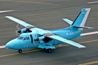 Central American Airways Flight 731 2011 aviation accident