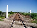 Level crossing near Great Wilbraham - geograph.org.uk - 182262.jpg