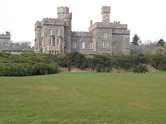 Outer Hebrides - Lews Castle, Stornoway