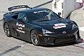 Lexus LFA pace car.jpg